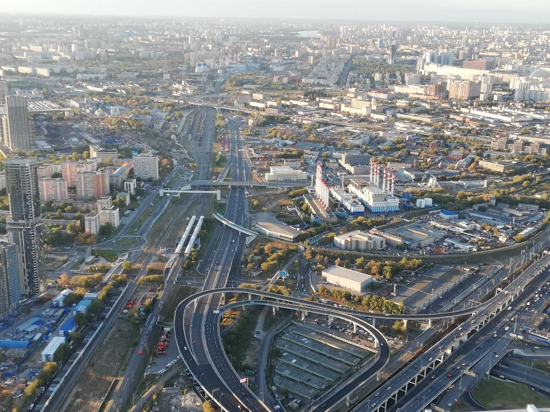 Moscow infra