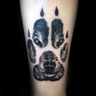 wolf-paw-tattoo